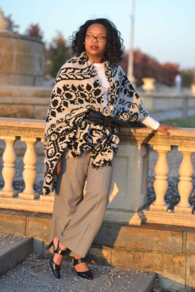 FALL FASHION - WHAT TO WEAR - OOTD - LONG SLEEVE WHITE TEE - STYLE SERIES