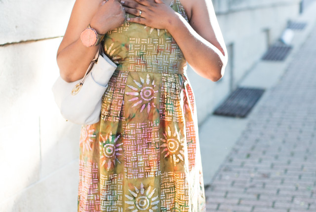 Sundress, Summer time style, KC Fashion Blogger, Fashionplatekc,