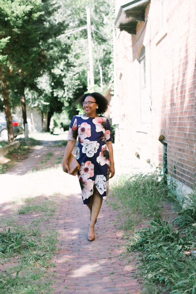 Floral Dress - Fashionplatekc - Kansas City Fashion Blogger - Kansas City Lifestyle Blogger - Kansas City Food Blogger